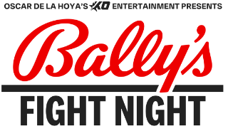 Ballys Corporation & Oscar De La Hoya KO Entertainment Form Partnership
