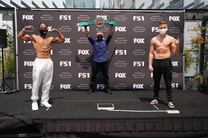 Shawn Porter and Sebastian Formella Weigh In
