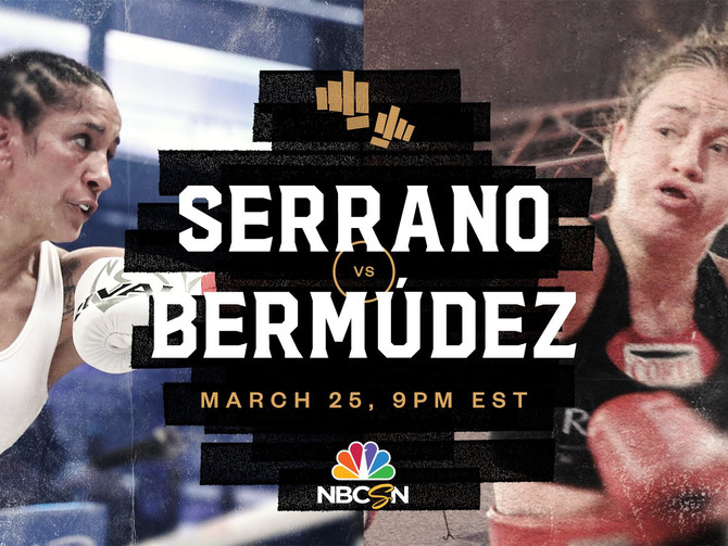 Amanda Serrano vs. Daniela Bermudez Headlines Ring City USA March 25