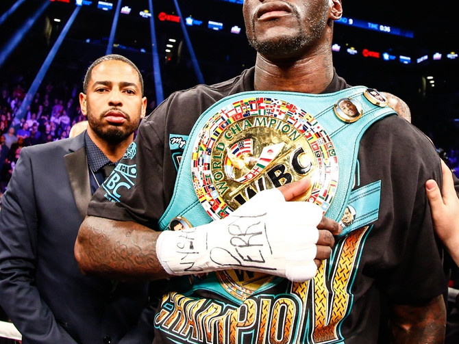 Deontay Wilder Retains Title; Charles Martin Wins IBF Heavyweight Title