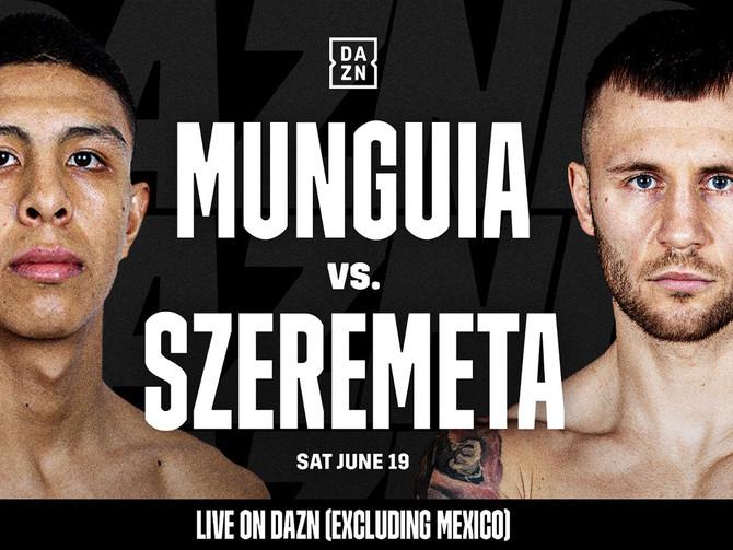 Kamil Szeremeta Steps Up to take on Jaime Munguia