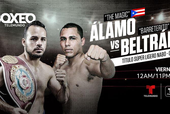 Boxeo Telemundo Returns Friday