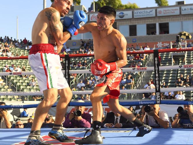 Joselito Vasquez Returns Saturday Night in Tijuana