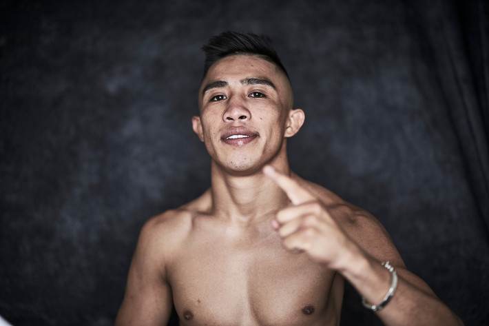 Martinez: I Would Love A Big Fight in Mexico