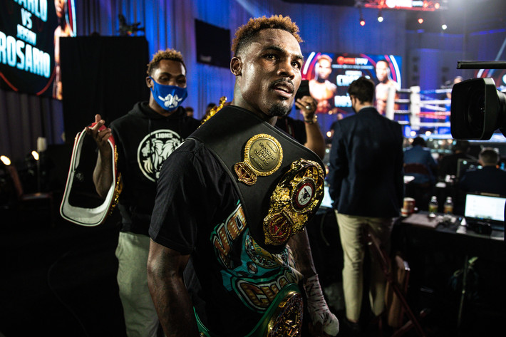 Charlo Brothers Victorious