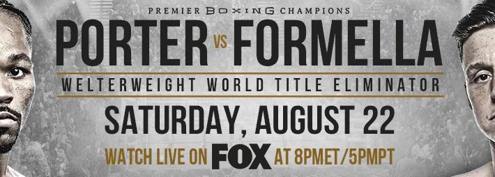 Shawn Porter/FOX PBC Fight Night Quotes