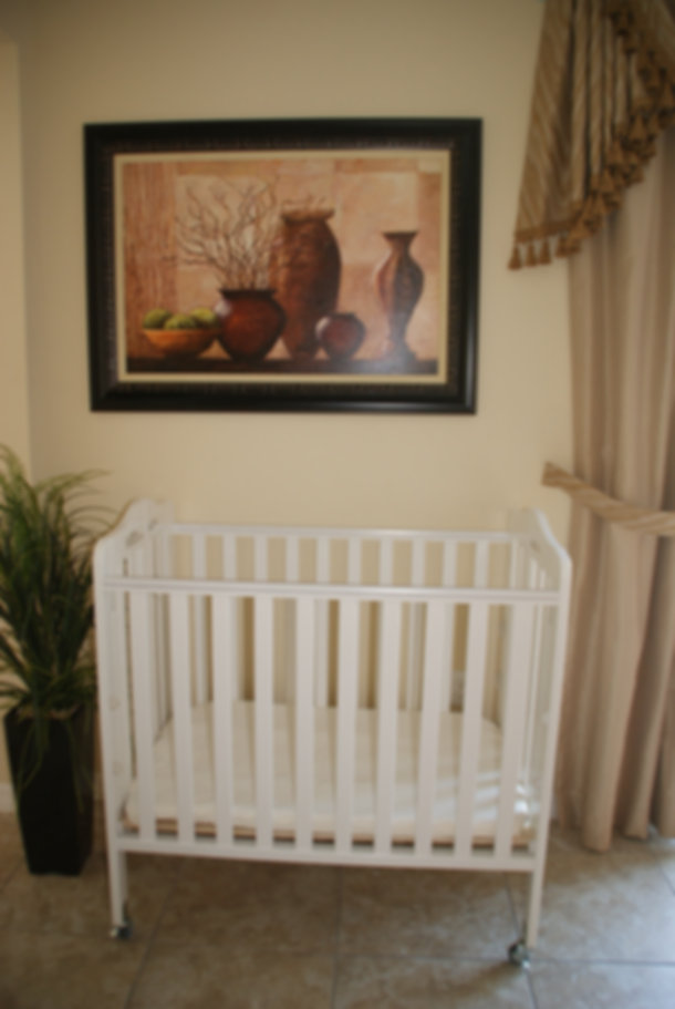 New Baby Crib since March 2018.