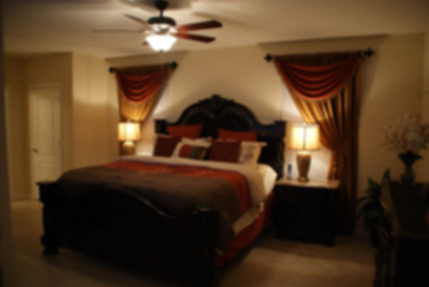 Master Suite Red