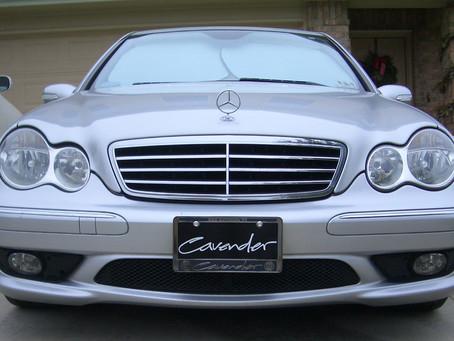 2006 Mercedes-Benz C230 Sport