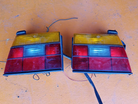 FS MK2 Jetta Tail Lights
