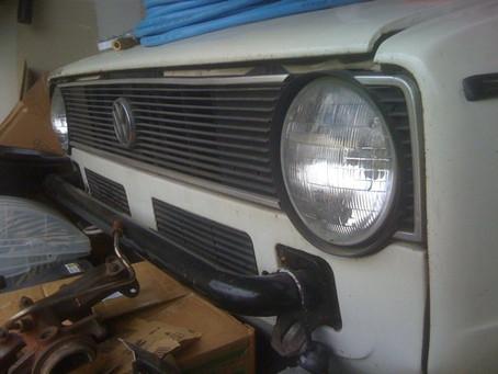 1984 VW Rabbit Cabby