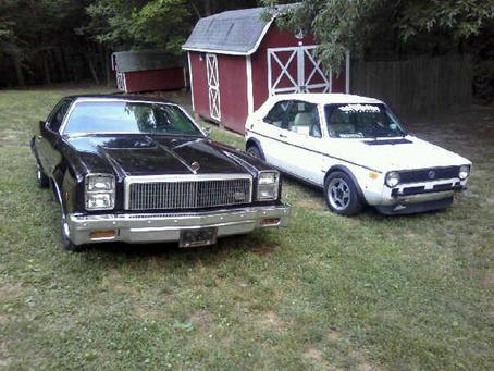 1977 Chevy Malibu Classic Coupe