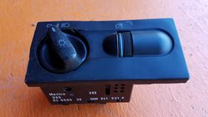 FS MK3 Jetta Light Switch