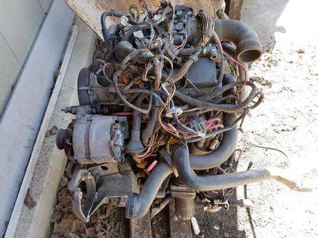 FS Corrado G60 Motor