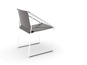 """Chair """"TOKY"""" Prototype (2012)"""
