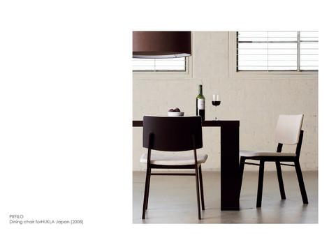 Profilo dining chair