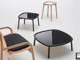 ARC lounge table & chair