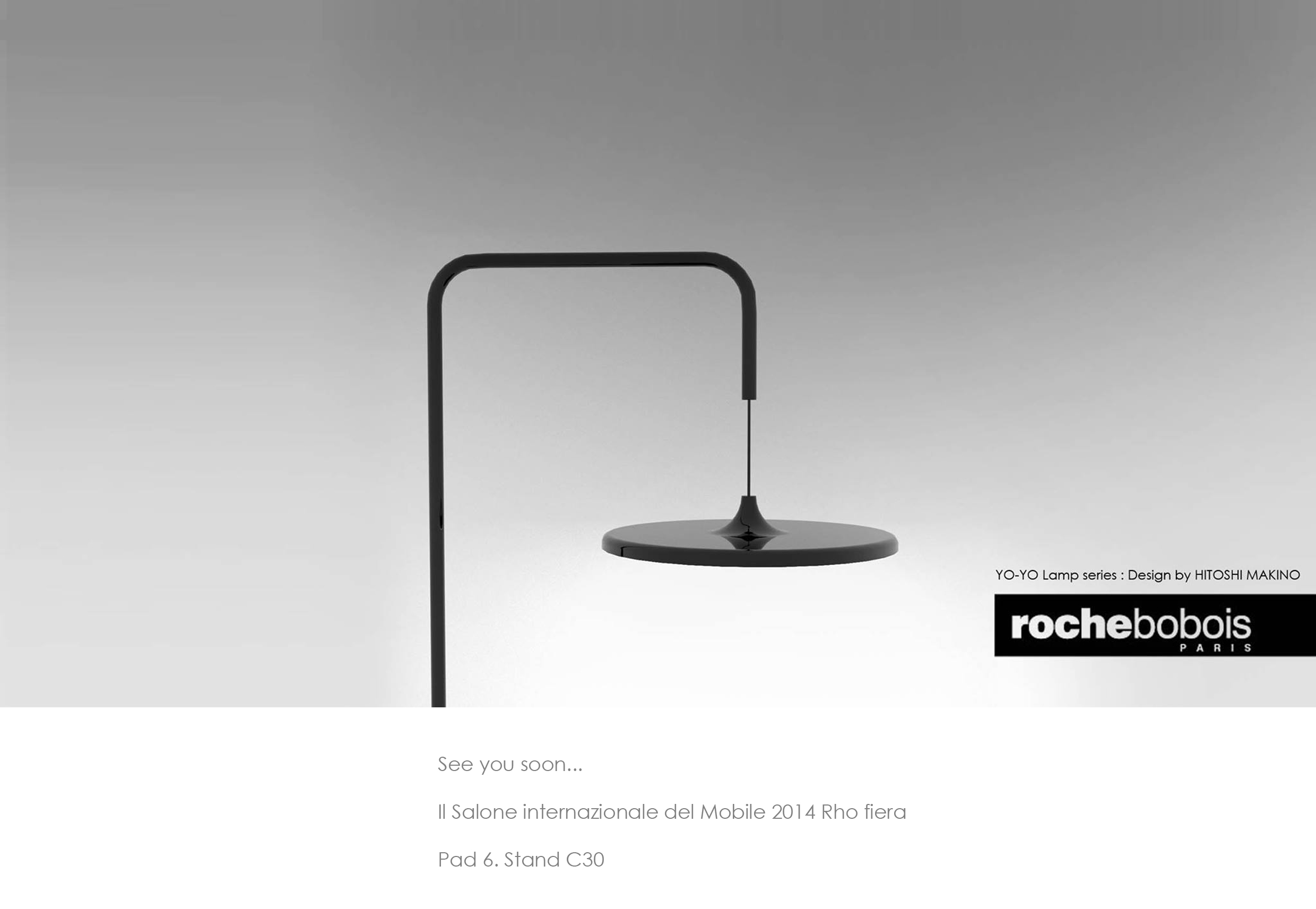 Roche-Bobois in Salone del mobile