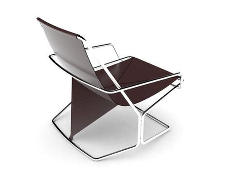 """Armchair """"TOKY"""" Prototype (2012)"""