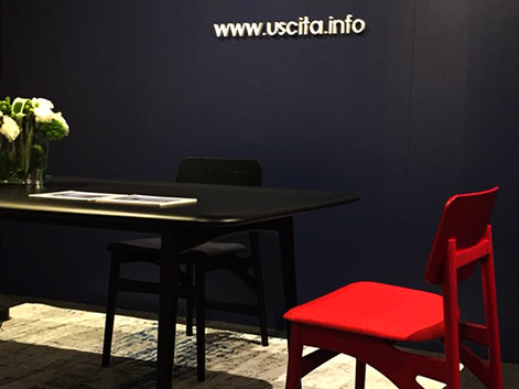 USCITA stand in ADW2018