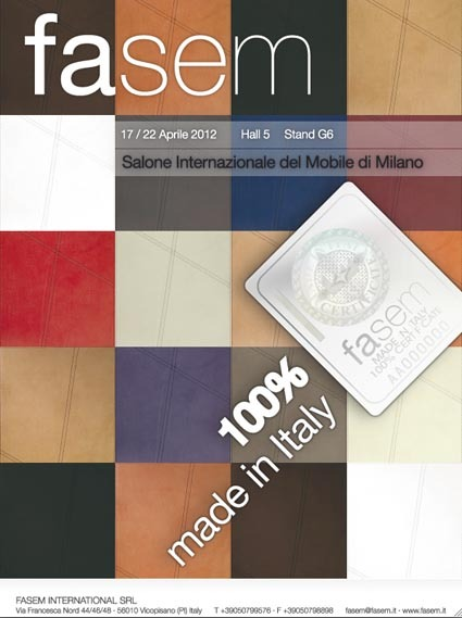 FASEM in in Salone del mobile