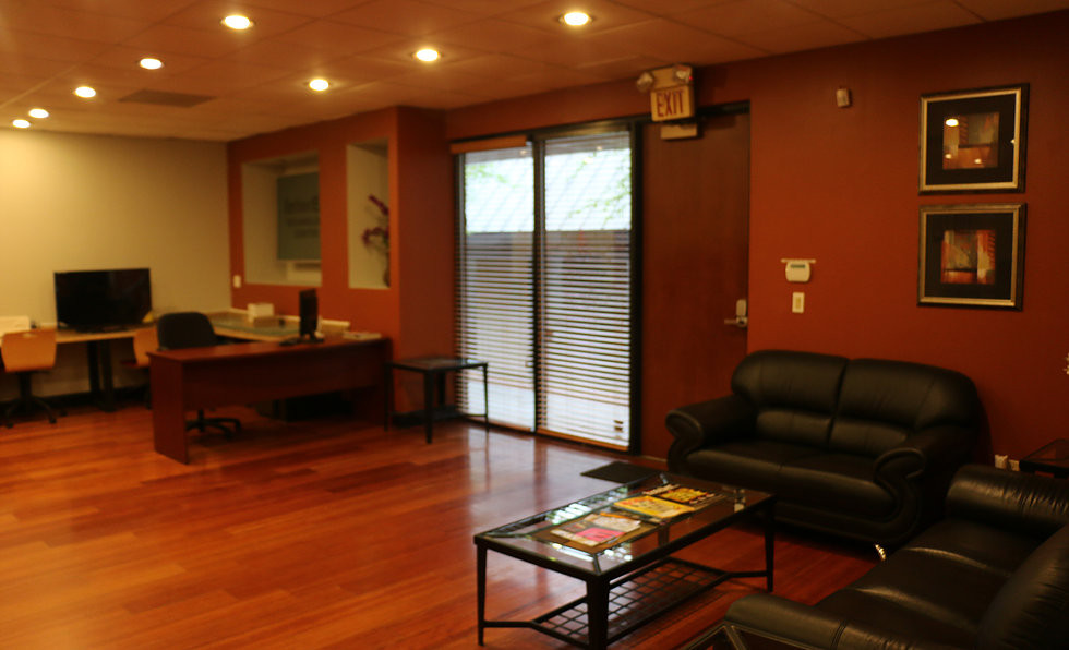 """STUDIO 7A - """"FRONT OFFICE"""""""