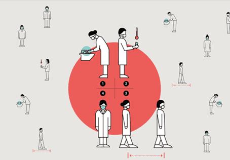Amid the Coronavirus Crisis, a Regimen for Reëntry by Atul Gawande