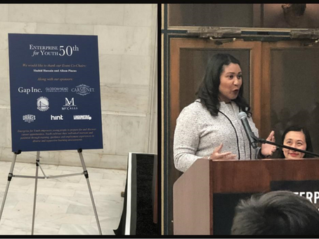 50 Years of Enterprise - Serving San Francisco Youth - July 11th, 2019 San Francisco City Hall