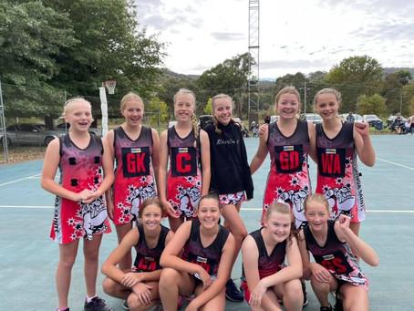 Round 18 Junior Netball Match Reports