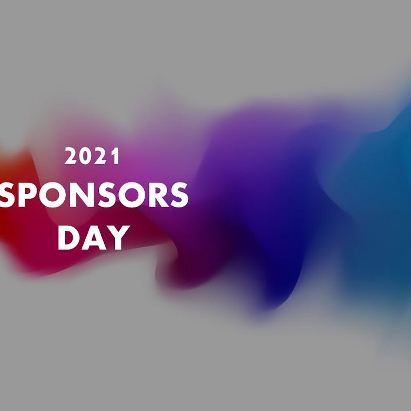 Invitation to 2021 Sponsors Day