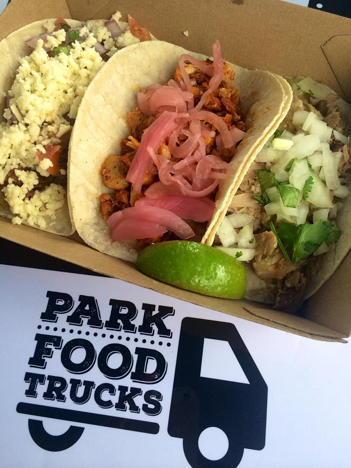 Park Food Trucks