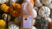 Crop Report: Fresh Pressed Apple Cider