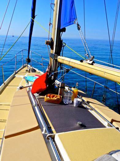 Petit déjeuner Voilier Pirat