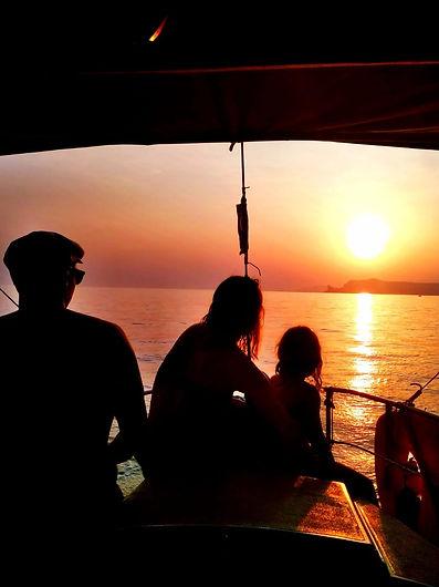 Sunset Apéro sur Gricha
