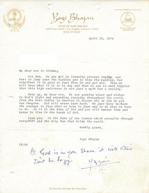 April 22, 1974