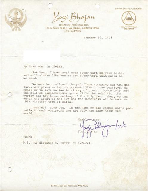 January 30, 1974