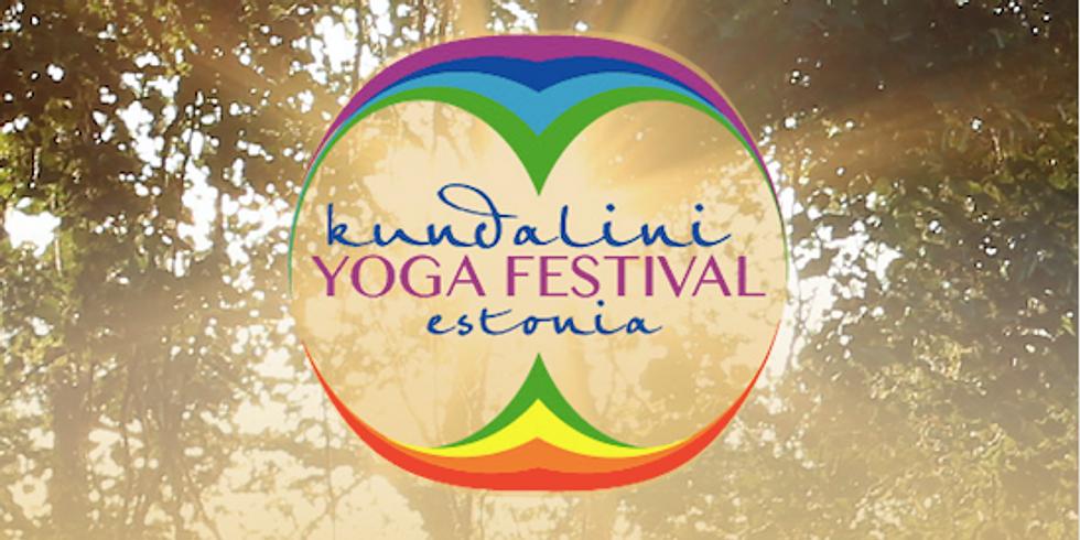 Kundalini Yoga Festival - Estonia