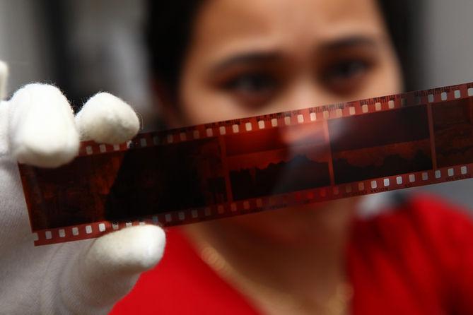 numérisation films photos vidéos