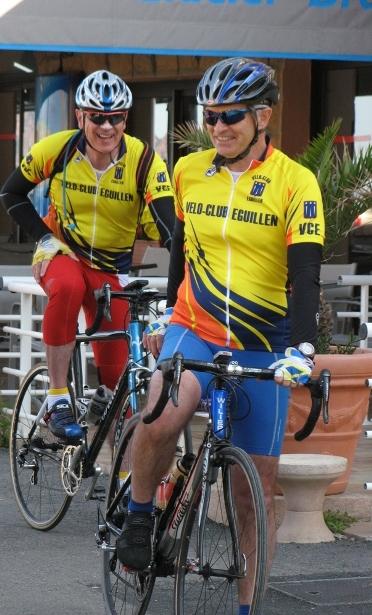 cyclistes eguilles