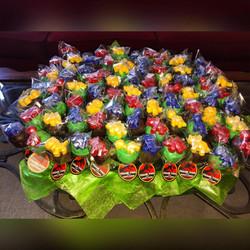 Dinosaur Birthday Cake-Pops
