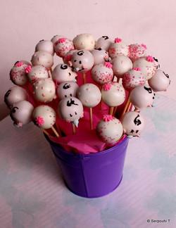 Baby Shower Cake-Pops