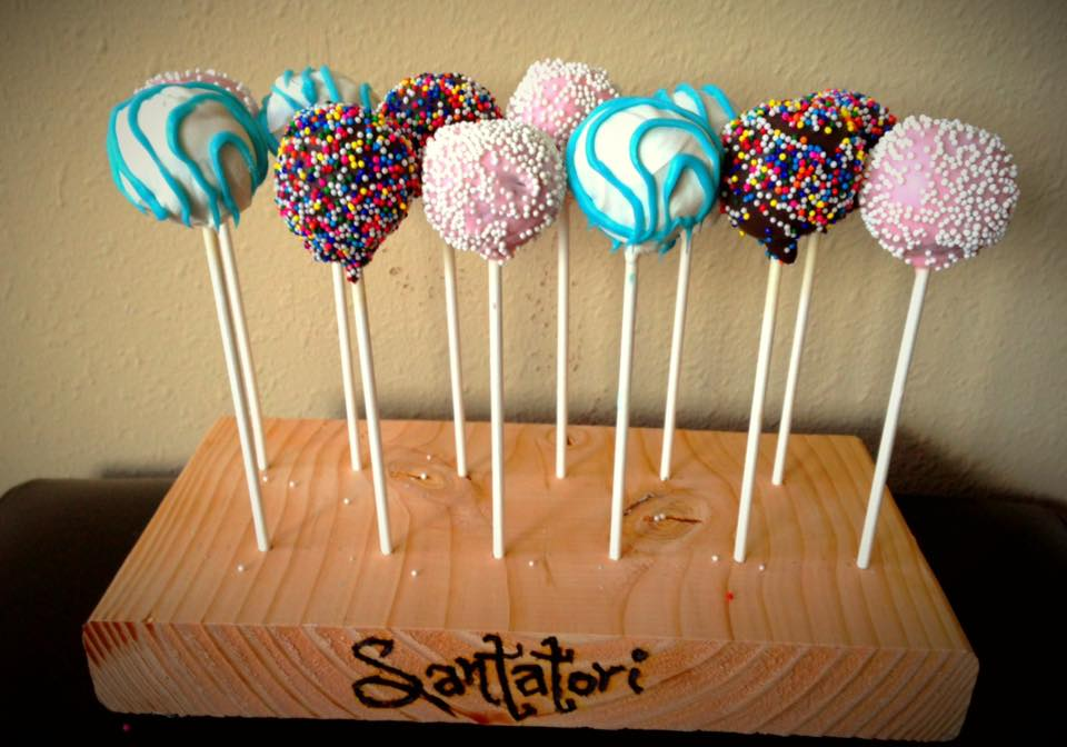 Cake-Pops for the Bakeries