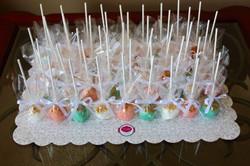Elegant Bridal Shower Cake-Pops