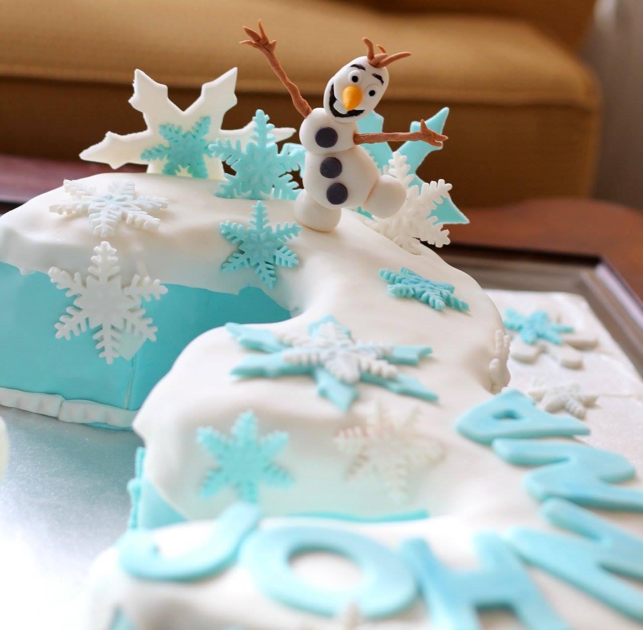 Winterwonderland Cakes