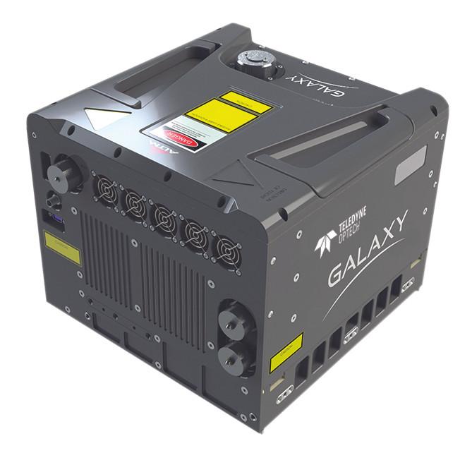 Optech Galaxy T2000 LiDAR Sensor