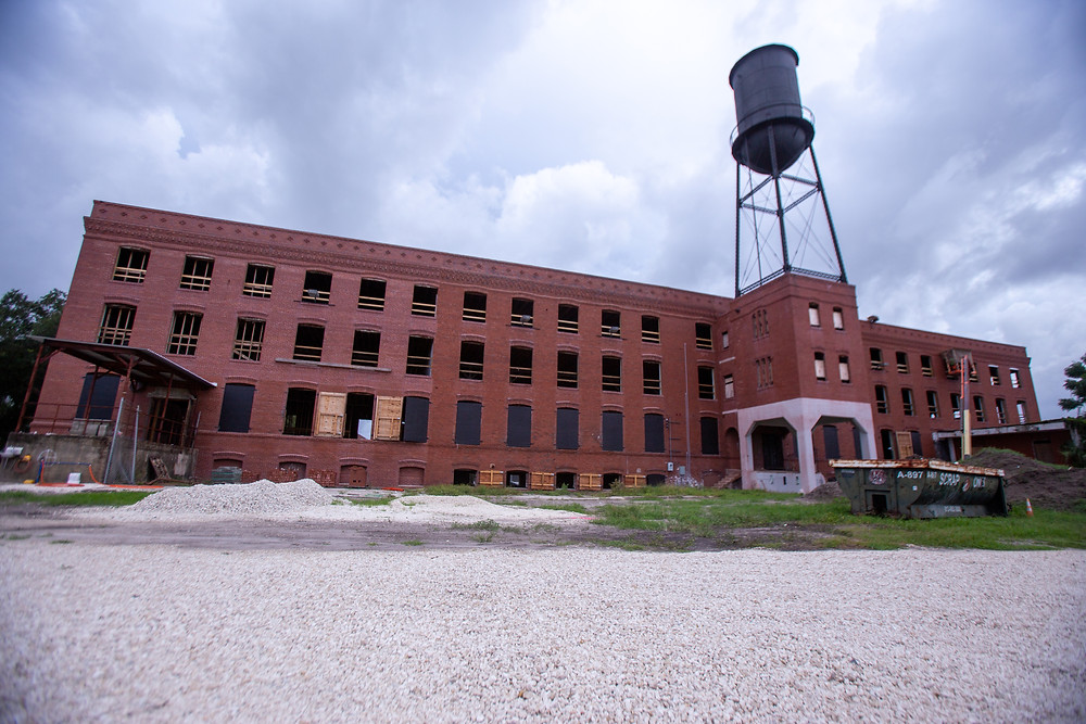 3D Scan of Perfecto Garcia Brothers Cigar Factory
