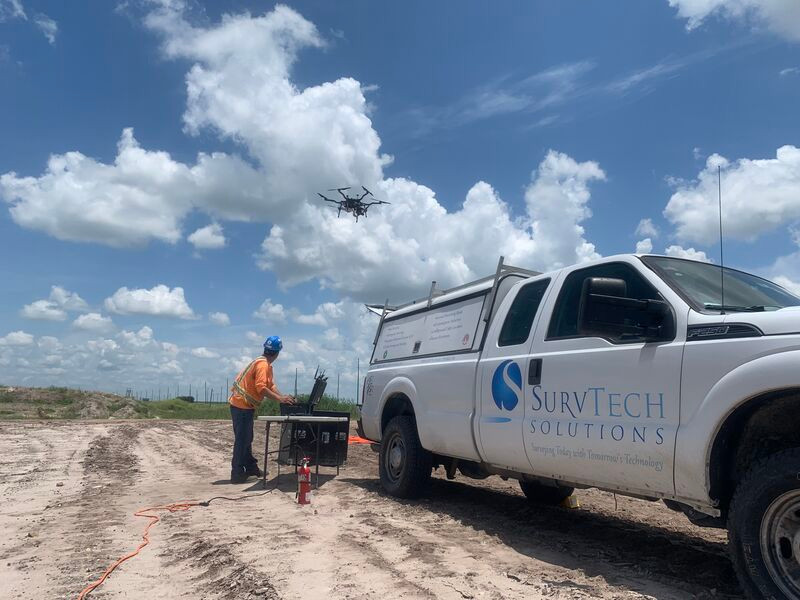 drone data collection