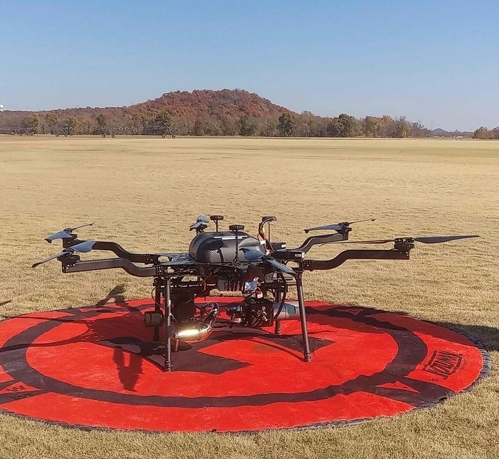 UAV LiDAR team