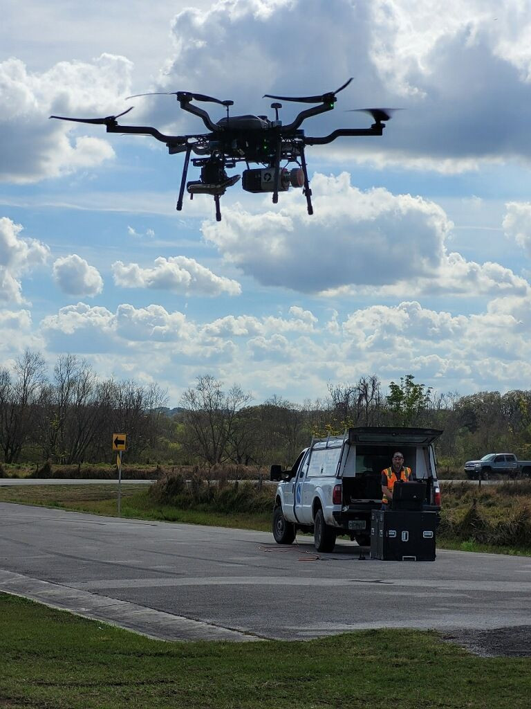 Professional-Grade UAV Drone