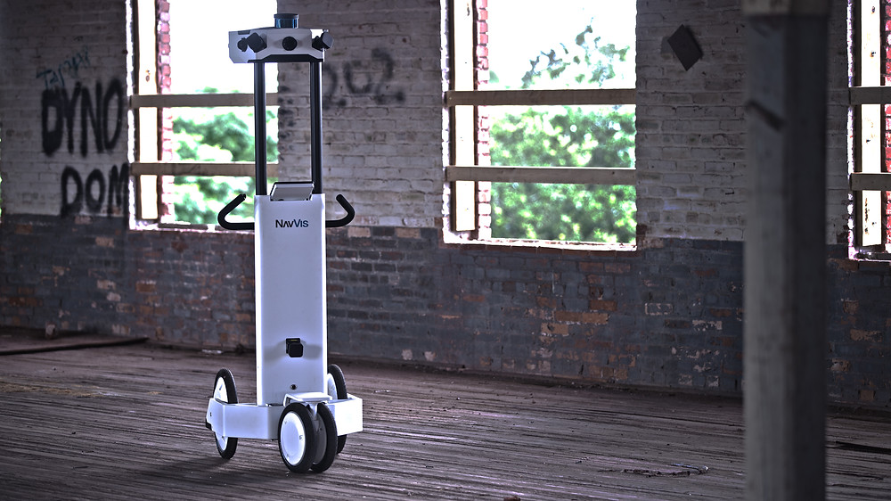 NavVis Mobile Indoor Mapping System